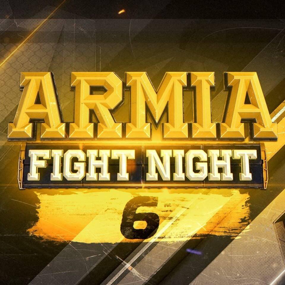 armia fight night siedlce