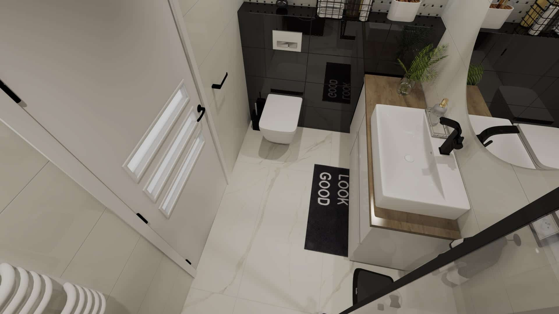 Projekt łazienki siedlce