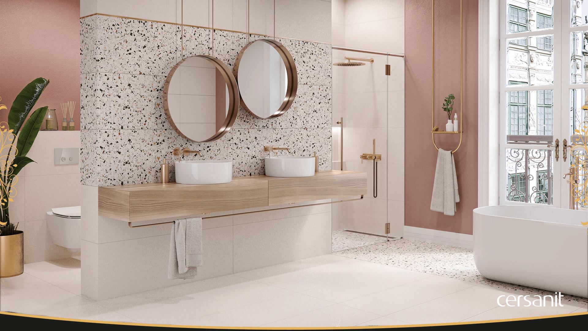 W Salonach APiS projekt łazienki jest wliczony w cenę towaru !
