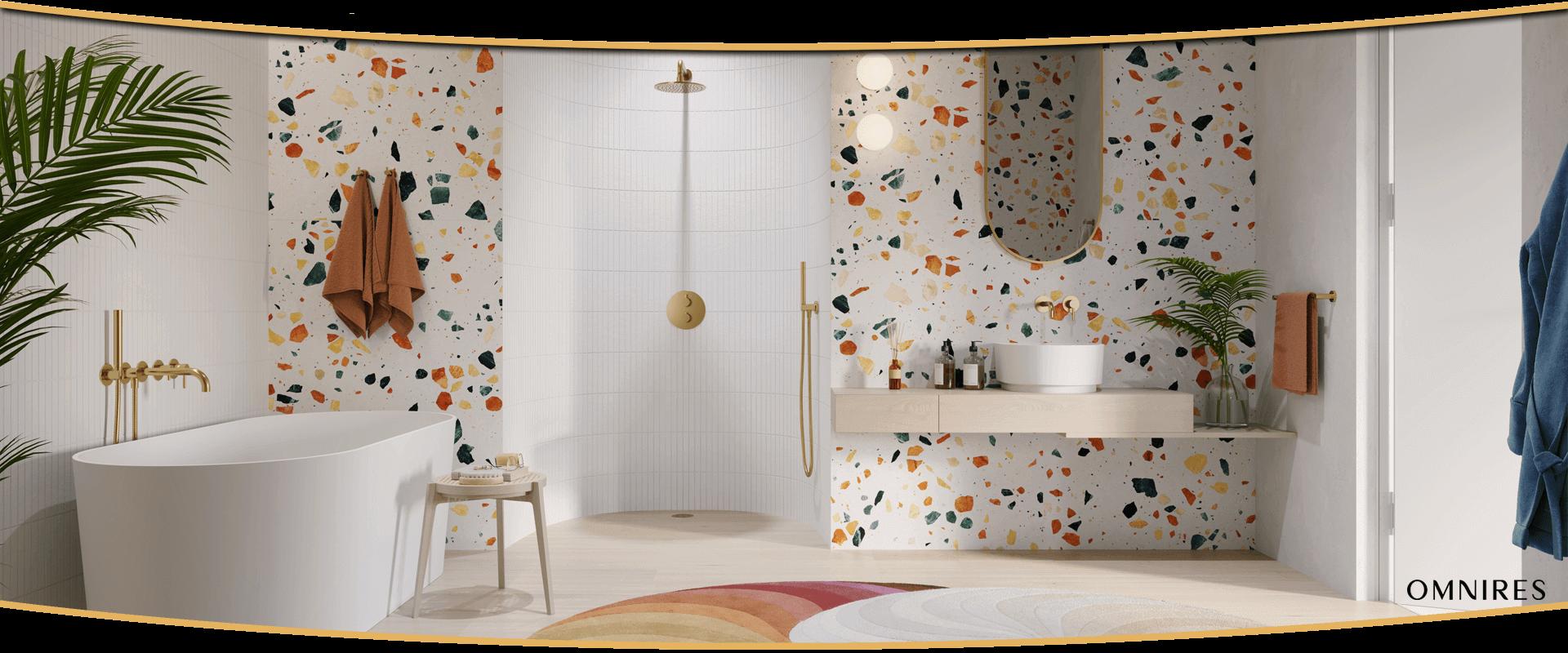 Aranżacja łazienki Omnires