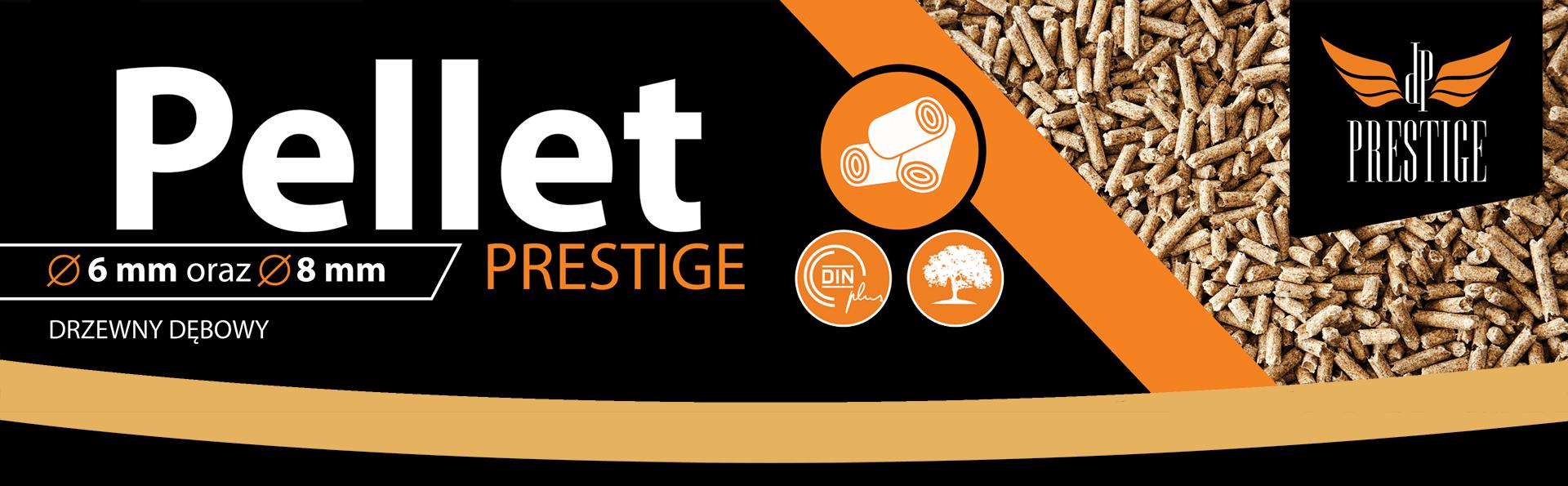 Pellet Prestige - Drzewny 100% Dębowy